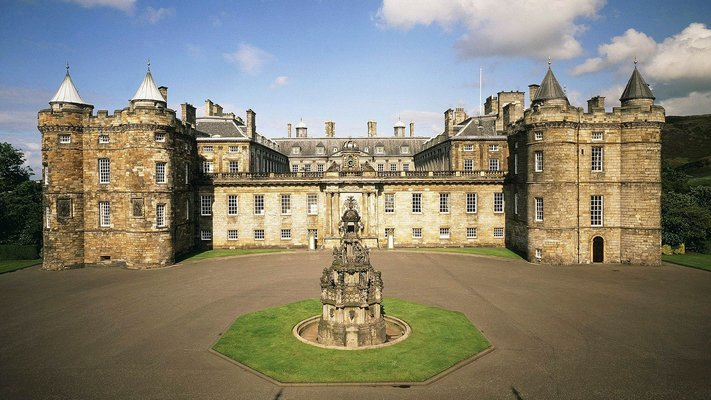 Palace of Holyroodhouse - Tour