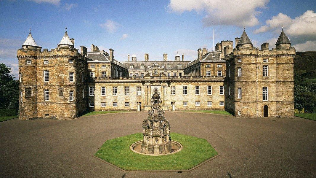Palace of Holyroodhouse - Tour