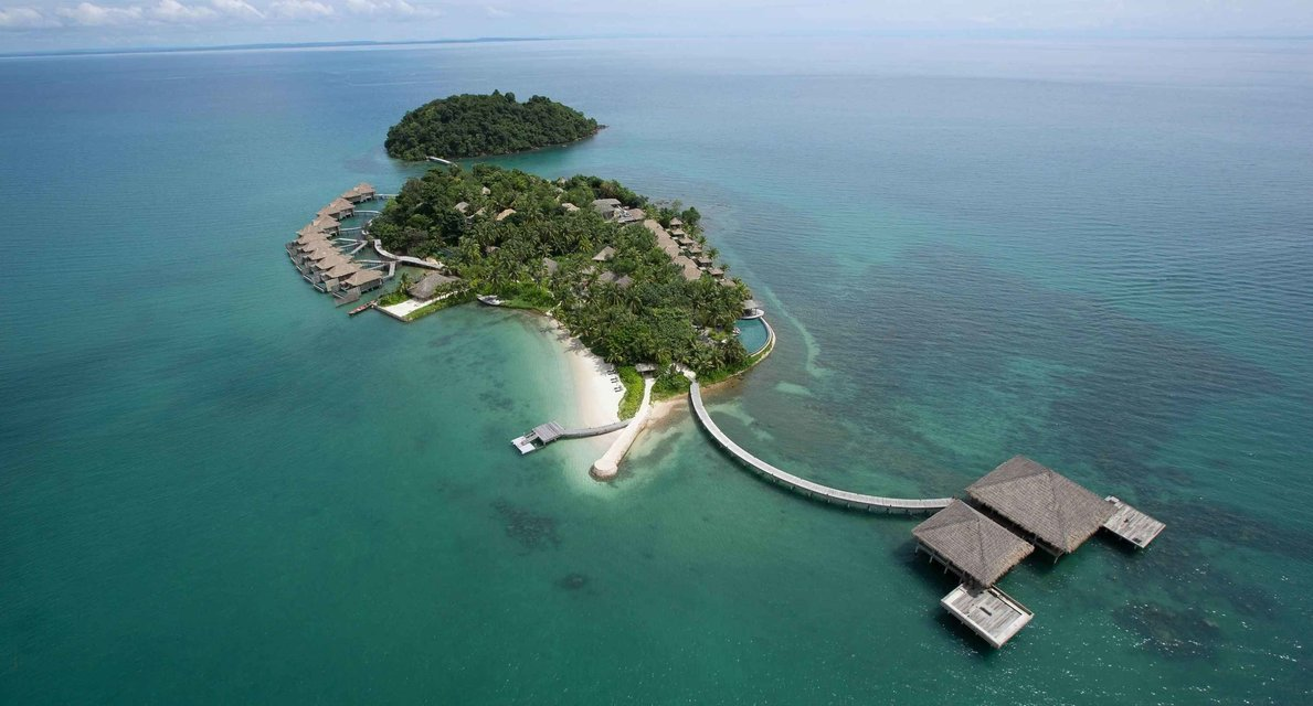 Phnom Penh to Private Island Retreat - Tour