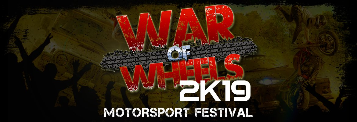War of Wheels - Tour