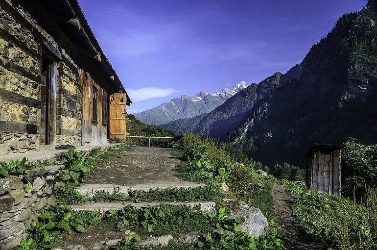 Kasol Grahan Tosh Trek - Tour
