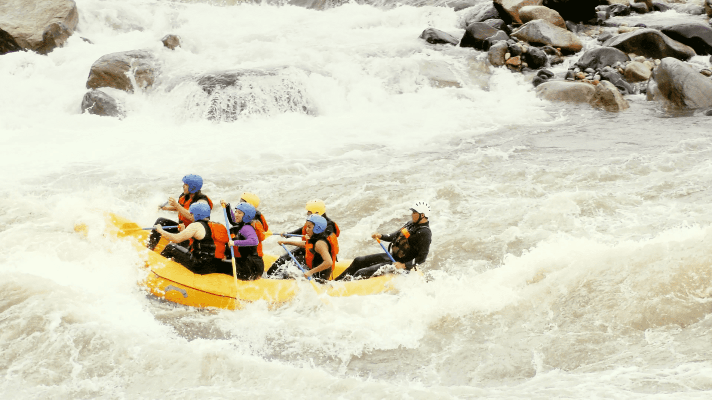Book Your Raft