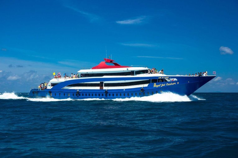 Phi Phi Island Day Trip By Jet Cruise Tour from Phuket - Tour