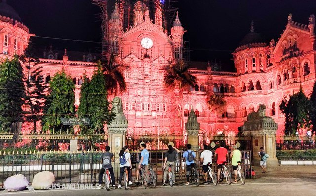 Mumbai Cycling Events - Collection
