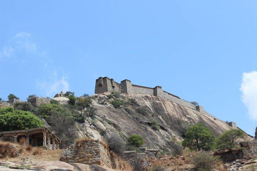 Sunrise trek to Chennarayana durga - Tour