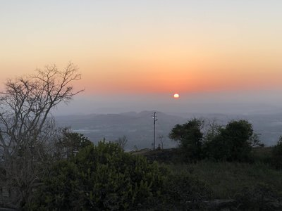 Sunrise Trek to Kabbaladurga