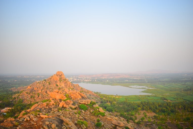 Sunrise Trek To Kunti Betta - Tour