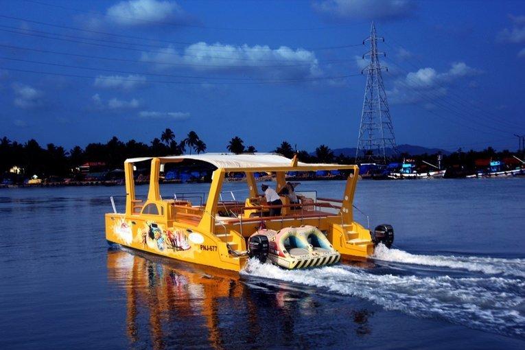 Private Island Adventure Watersport - Tour