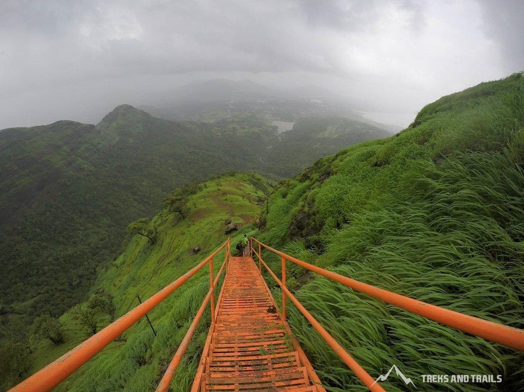 Trekking Spots Near Mumbai - Collection
