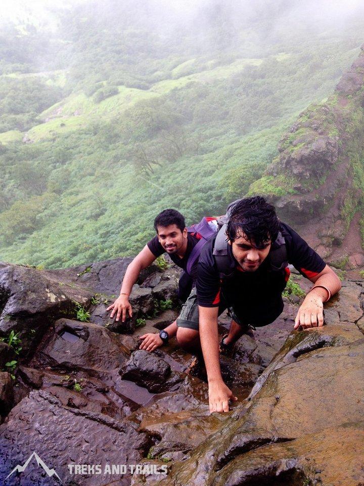 Trekking Spots Near Pune - Collection