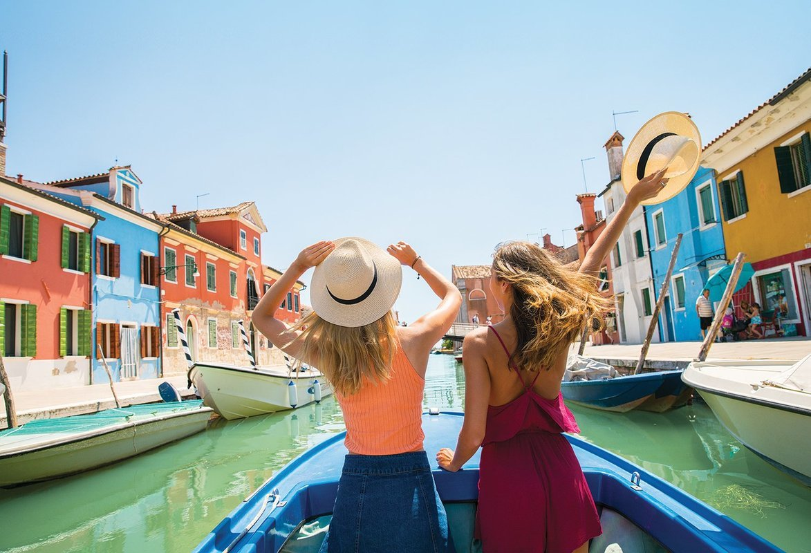Contiki Trips (Trips For 18-35 Year Olds Only) - Collection