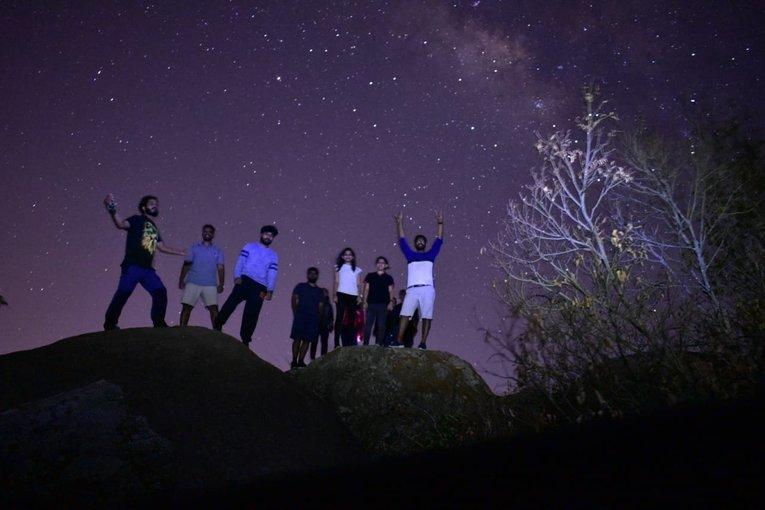 Uttari Betta Sunrise Trek - Tour