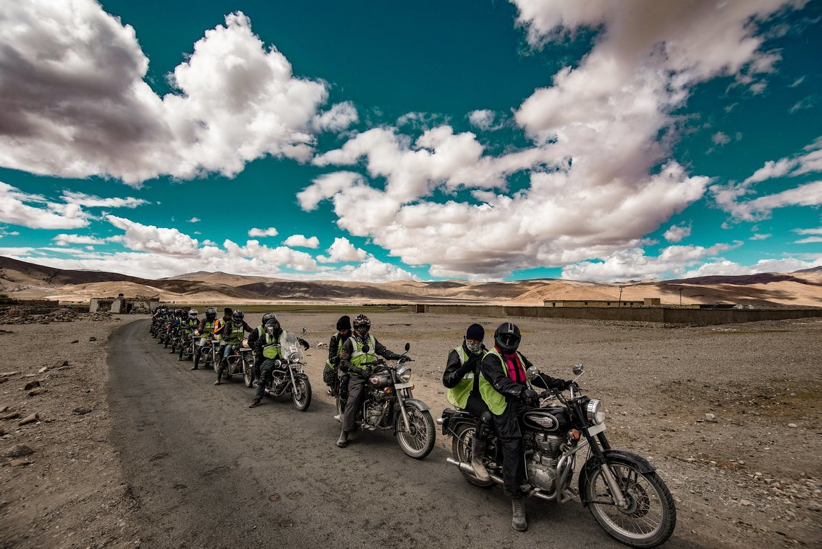 Ladakh Bike Trips 2020 - Collection