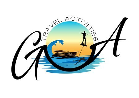 Goa Travel Activities Logo