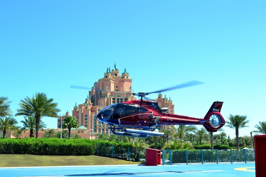 Luxury Helicopter Services - Tour