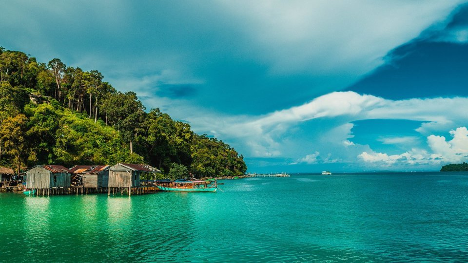 Cambodian Magic - A Contiki Trip - Tour