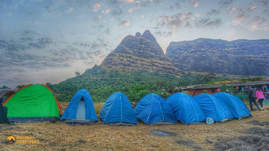 Prabalmachi Monsoon Camping - Tour