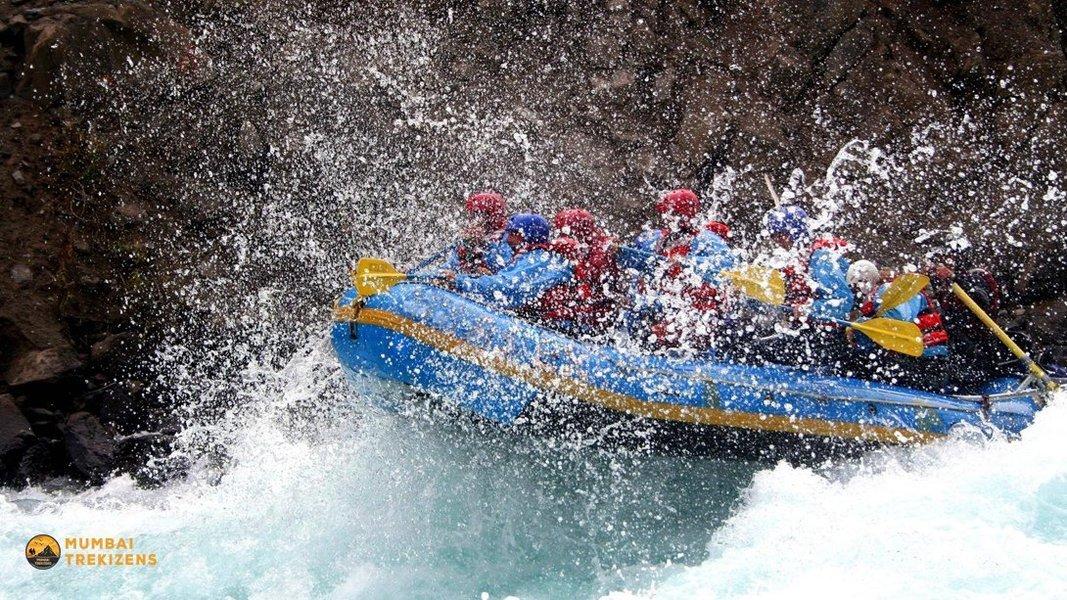 Kolad River Rafting - Tour