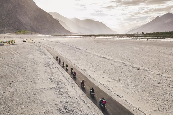 LBE | Srinagar to Leh - Tour