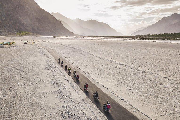 LBE | Srinagar to Leh - Tour