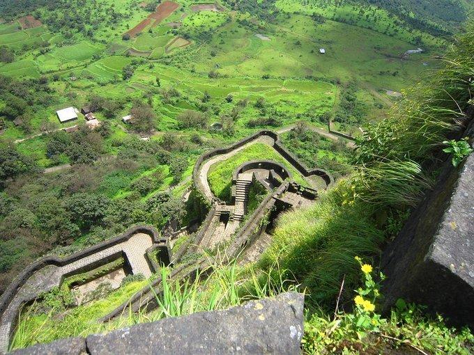 Lohagad Fort Monsoon Trek - Tour