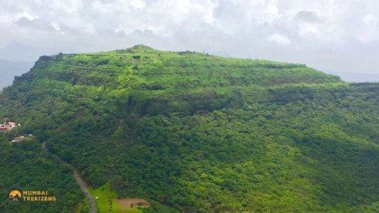Visapur Fort Monsoon Trek