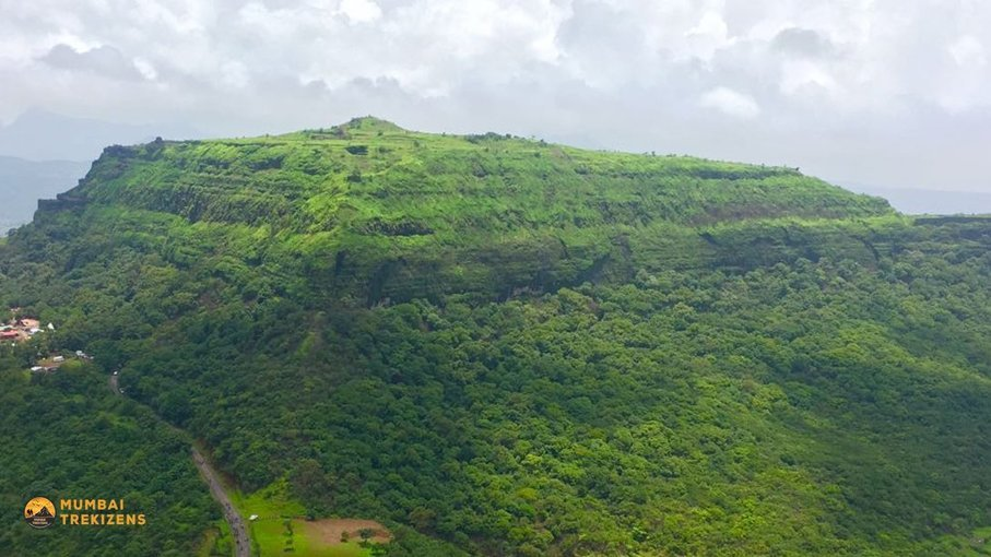 Visapur Fort Monsoon Trek - Tour