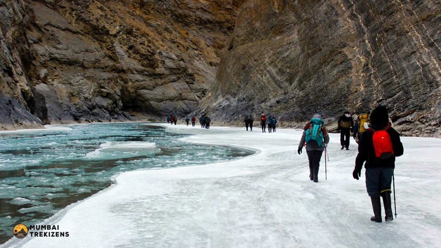 Chadar Frozen River Trek - Tour