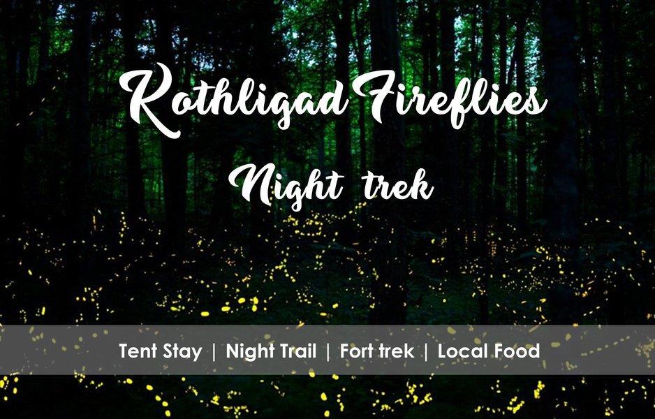 Fireflies Night Trek to Kothaligad (Peth) - Tour
