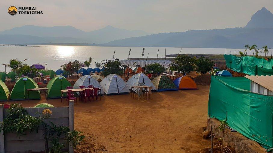 Pawna Lake Camping - Tour