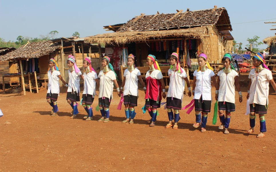 Loikaw: Origin of Kayan Ladies - Tour