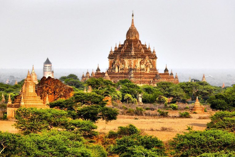 Bagan Exploration & Tamarind Lake Home - Tour