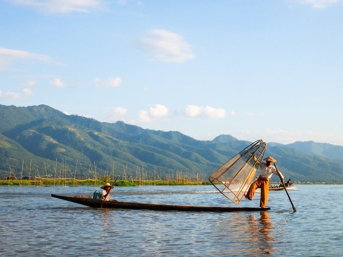 Authentic Trek around Inle - V1 - Tour