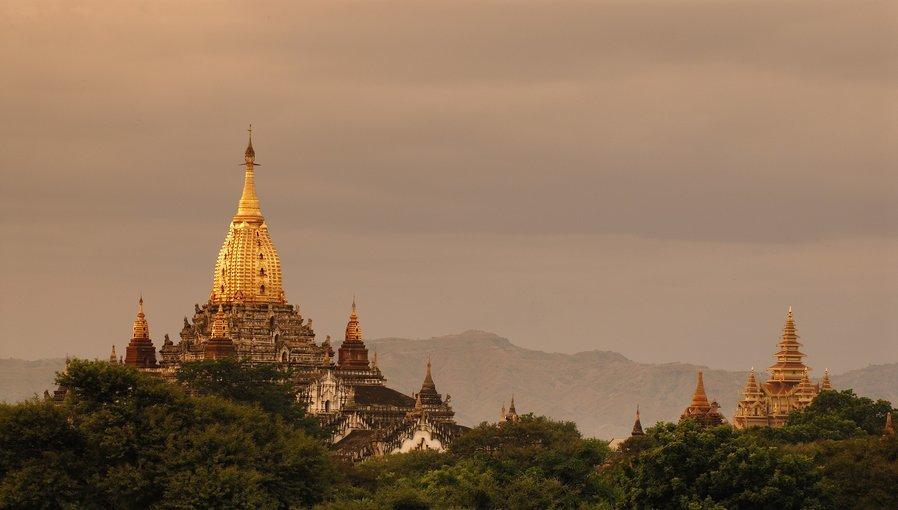 Bagan Exploration - Tour