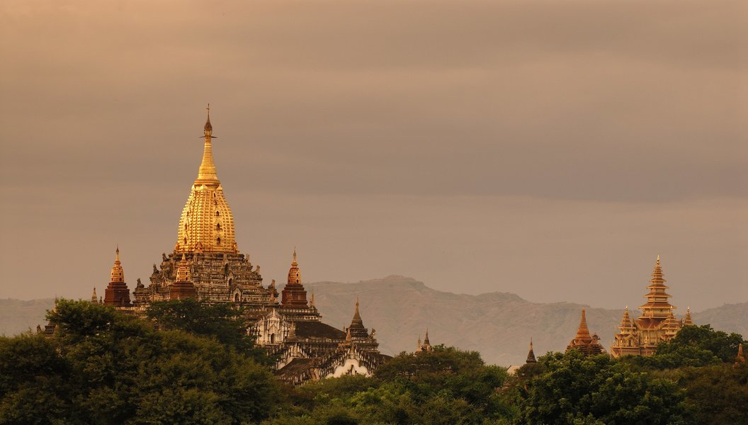 Bagan Exploration - Tour