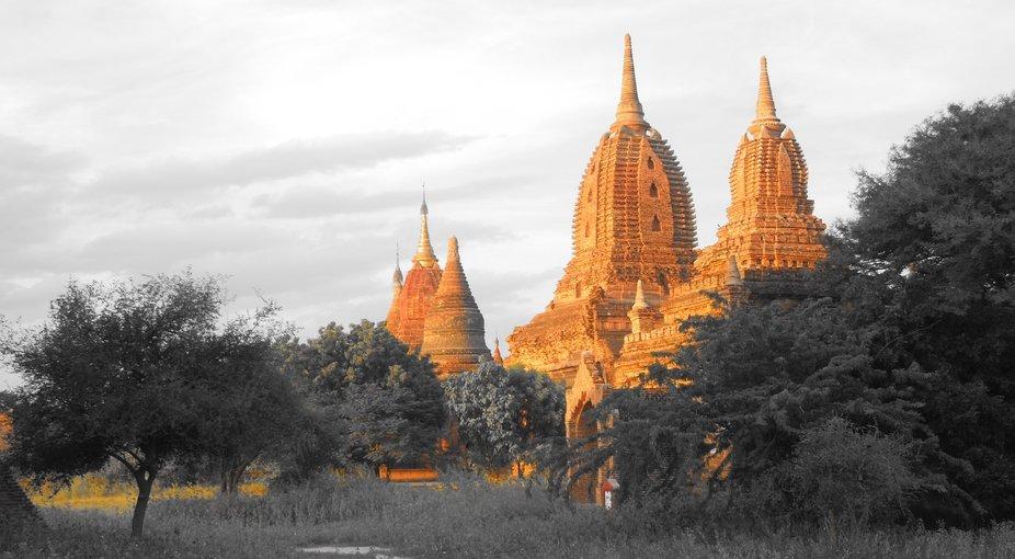 Historical Bagan Exploration - Tour