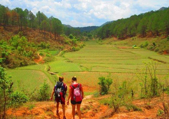 Kalaw - Myinmahti Trekking - Tour