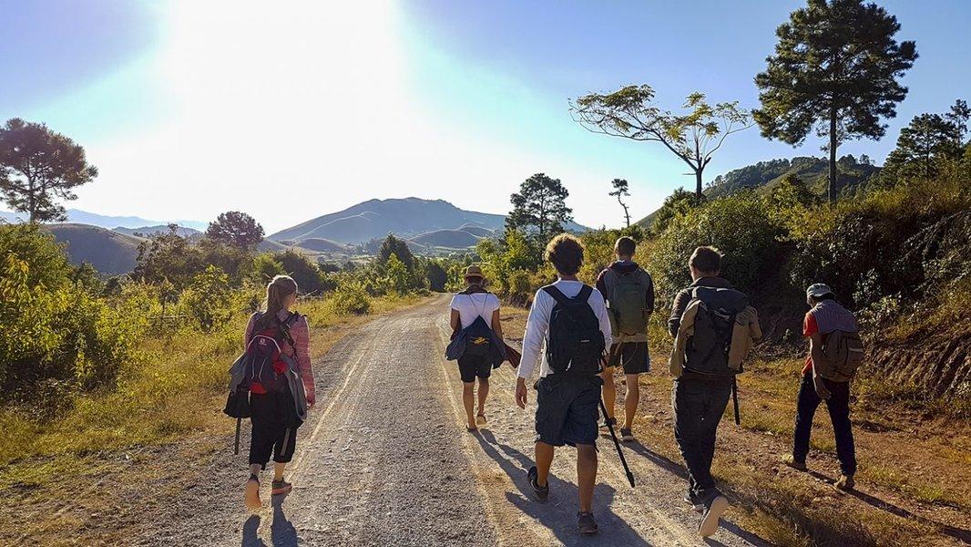 Kalaw to Inle Lake Trekking - Tour