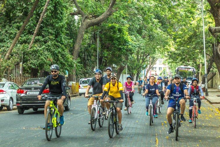 Monsoon Morning Cycle Ride - Tour