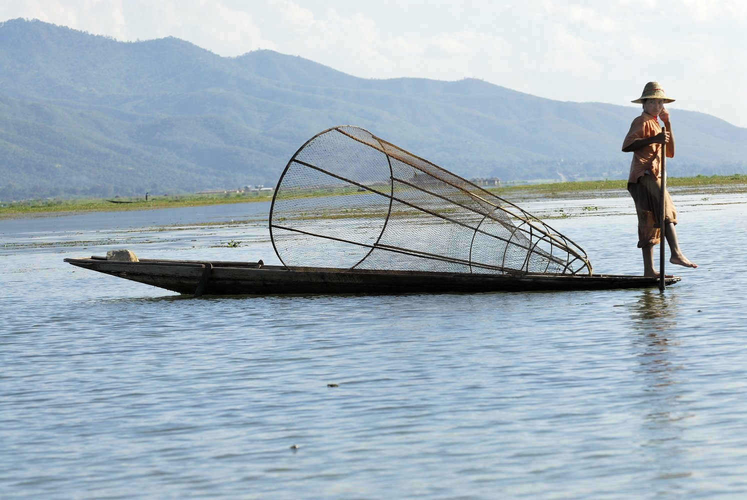 Local lives on Inle Lake - Tour