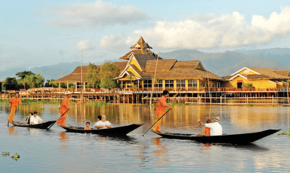 All-Out Inle Lake - Tour