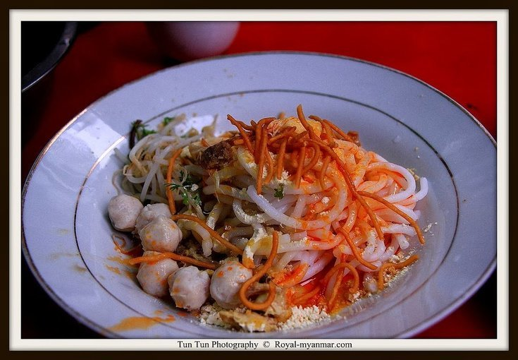 Mandalay Markets & Fine Food - Tour