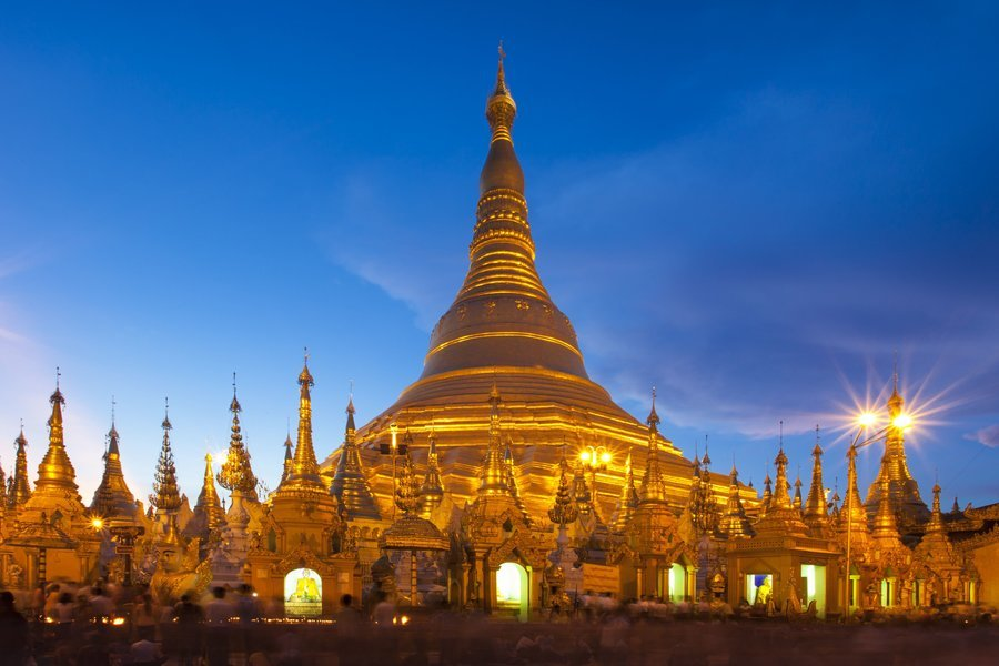 Myanmar at a Glance - Tour