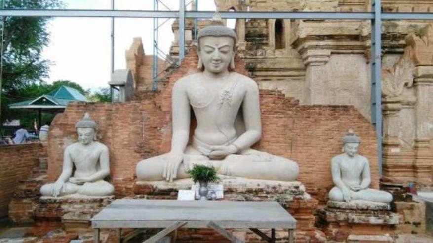Temples & tortoises - private car from Mandalay to Bagan - Tour