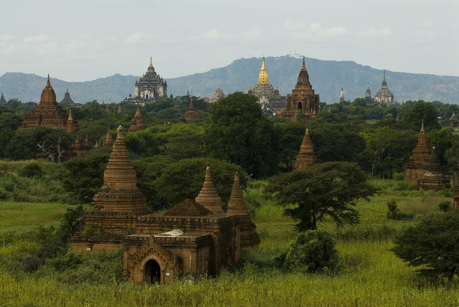 Bagan's History, Culture and Local Lifestyles - Tour