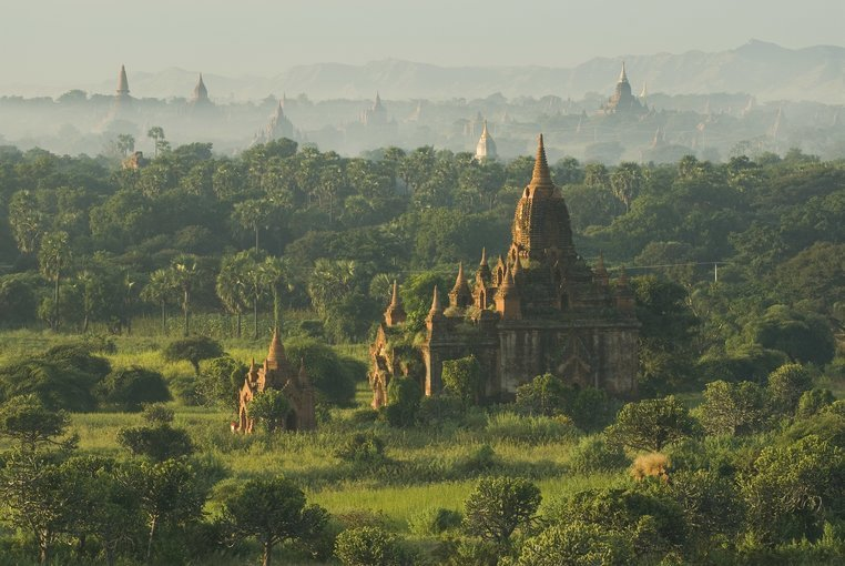 Hidden Bagan - Tour