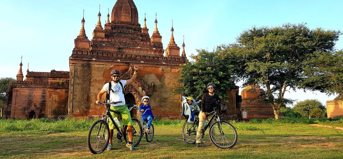 Morning Ride in Bagan - Tour