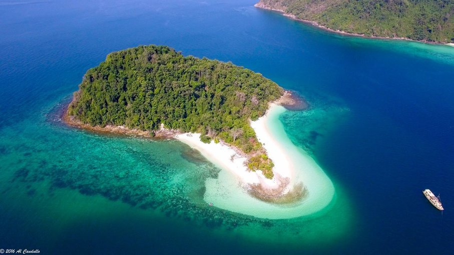 Myeik with Beautiful Island - Tour