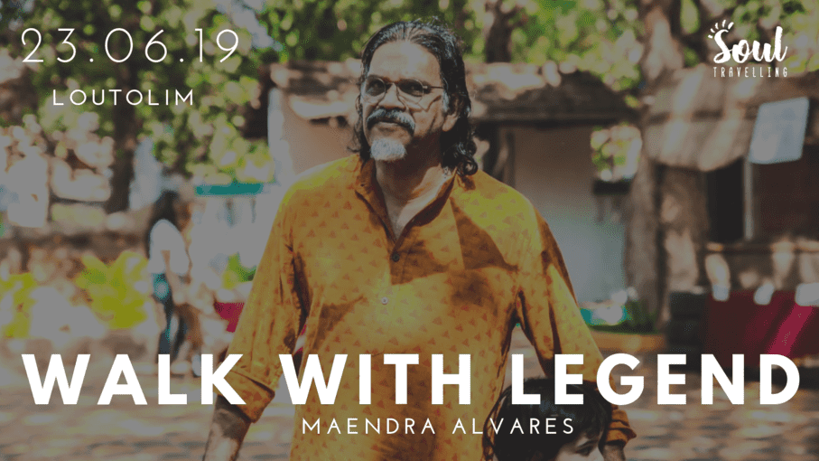 Walk with Legend - Tour