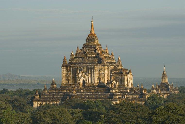 The Grand Burma Tour - Tour